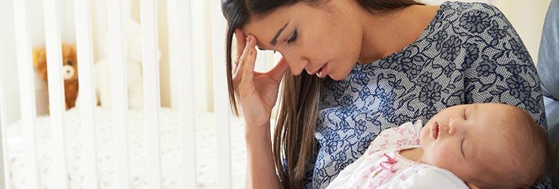 Postnatale depressie Praktijk Graus